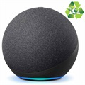 Amazon Echo Dot 4 Smart Lautsprecher mit Alexa Assistant - Charcoal