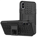 iPhone X / iPhone XS Anti-Rutsch Hybrid Case