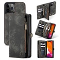 Caseme 2-in-1 Multifunktions iPhone 12/12 Pro Wallet Hülle