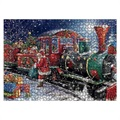 Weihnachts Puzzle Malerei - 1000pcs