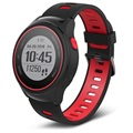 Forever Active GPS SW-600 Smartwatch - Rot / Schwarz