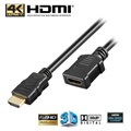 Goobay HDMI Extension Kabel mit Ethernet